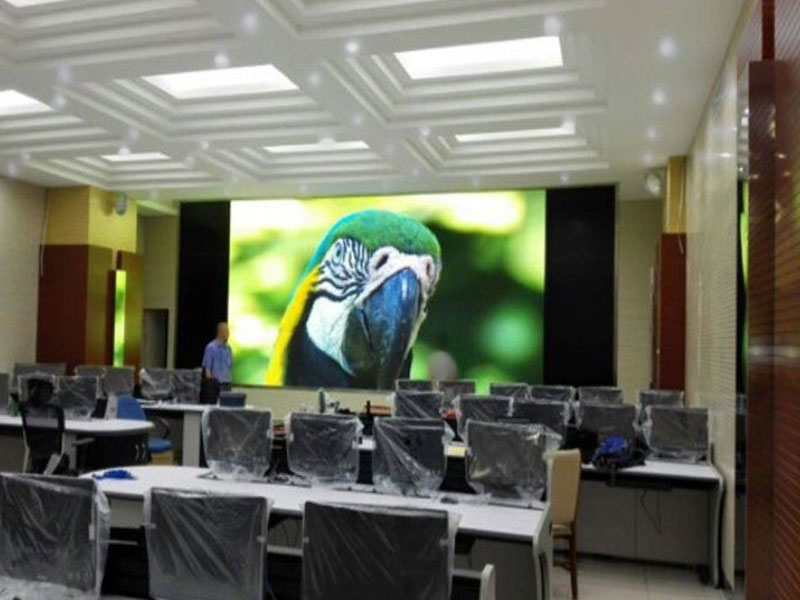 Indoor LED displays